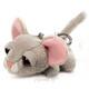 Plyšová hračka: Myška Blossom klíčenka plyšová, Russ Berrie