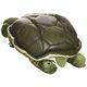 Plyšová hračka: Želva s rolákem plyšová, Folkmanis