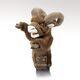 Plyšová hračka: Maňásek ovce plyšák, Folkmanis