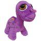 Plyšová hračka: Fialový Brontosaurus plyšový, Suki Gifts
