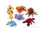Plyšová hračka: Chobotnice Octopus klíčenka plyšová, Russ Berrie