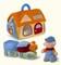 Plyšová hračka: Nádraží - dětský set plyšové, Russ Berrie
