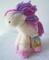 Plyšová hračka: Poník Patch Pony menší hnědý plyšový, Russ Berrie