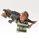 Plyšová hračka: Aligátor severoamerický plyšák, Folkmanis