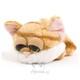 Plyšová hračka: Klíčenka kočka Chilie plyšová, Russ Berrie