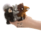 Plyšová hračka: Lesní zvířatka plyšový, Folkmanis