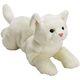 Plyšová hračka: Velká bílá kočička plyšová, Suki Gifts