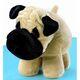 Plyšová hračka: Pes Pug Rollie Pollie plyšový, Russ Berrie