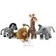 Plyšová hračka: Plyšové safari plyšová, Folkmanis