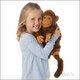 Plyšová hračka: Opice plyšová, Folkmanis