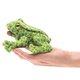 Plyšová hračka: Žába na prst plyšový, Folkmanis