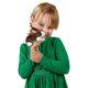 Plyšová hračka: Králík východoamerický plyšový, Folkmanis