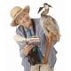 Plyšová hračka: Volavka velká plyšový, Folkmanis