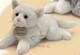Plyšová hračka: Bílé koťátko Christine plyšová, Russ Berrie
