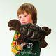 Plyšová hračka: Želva sloní George plyšová, Folkmanis