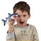 Plyšová hračka: Žralok na prst plyšák, Folkmanis
