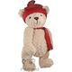 Plyšová hračka: Velký medvídek Philip plyšový, Bukowski