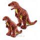 Plyšová hračka: Menší tyranosaurus Rex plyšový, Russ Berrie
