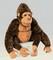 Plyšová hračka: Gorila plyšová, Folkmanis