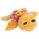 Plyšová hračka: Želva Sunshine s miminkem plyšová, Suki Gifts