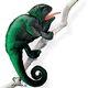 Plyšová hračka: Chameleon plyšový, Folkmanis