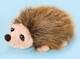 Plyšová hračka: Ježek Spike menší plyšový, Russ Berrie