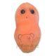 Plyšová hračka: Plyšový beďar plyšový, GiantMicrobes