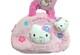 Plyšová hračka: Hello Kitty taška plyšová, Sanrio