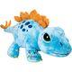 Plyšová hračka: Velký modrý Stegosaurus plyšový, Suki Gifts