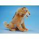 Plyšová hračka: Velký tygr Diego plyšový, Moravská ústředna Brno