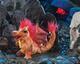 Plyšová hračka: Drak ohnivák plyšový, Folkmanis