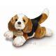 Plyšová hračka: Štěně beagle plyšové, Russ Berrie