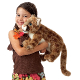 Plyšová hračka: Lvíče plyšák, Folkmanis