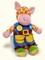 Plyšová hračka: Knoflíková žirafka plyšový, Russ Berrie