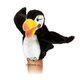 Plyšová hračka: Papuchalk černobradý plyšový, Folkmanis