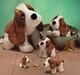 Plyšová hračka: Štěně beagle Hush plyšové, Russ Berrie