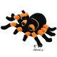 Plyšová hračka: Pavouk Tarantule menší plyšový, Suki Gifts