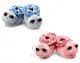 Plyšová hračka: Modré dětské botičky plyšové, Russ Berrie