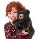 Plyšová hračka: Malý medvěd baribal plyšový, Folkmanis