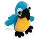 Plyšová hračka: Papoušek Teeki plyšový, Suki Gifts