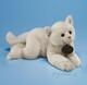 Plyšová hračka: Velká bílá kočka plyšová, Russ Berrie