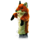 Plyšová hračka: Maňásek liška plyšová, Folkmanis