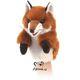 Plyšová hračka: Maňásek liška plyšový, Folkmanis