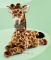 Plyšová hračka: Velká žirafa Yomiko Classics plyšová, Russ Berrie