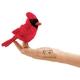 plysovy-kardinal-cerveny