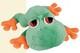 Plyšová hračka: JUMBO žába Ribbett plyšová, Russ Berrie