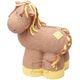 Plyšová hračka: Pokladnička poník Patch Pony plyšová, Russ Berrie
