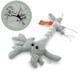 Plyšová hračka: Mozková buňka plyšová, GiantMicrobes