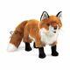 Plyšová hračka: Liška plyšová, Folkmanis