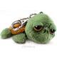 Plyšová hračka: Želvička Shecky klíčenka plyšová, Russ Berrie